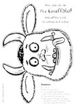 The Gruffalo Mask - lots of gruffalo printables (and other books by Axel Scheffler + Julia Donaldson)