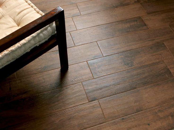 Tabula Wood Look Porcelain Floor And Wall Tile Modern Floors