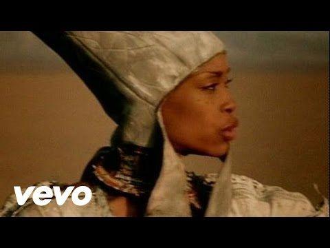 Erykah Badu: 'Didn't Cha Know' - taken from the album 'Mama's Gun' (2000). Classic #ExcellentBehaviour