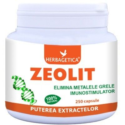 Zeolit 250 capsule Herbagetica  http://herbashop.ro/pachet-zeolit-250-cps
