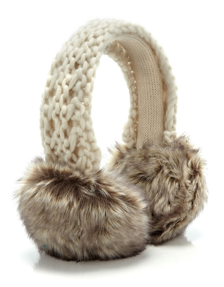 Things to keep you warm and fuzzy on a cold winter day...