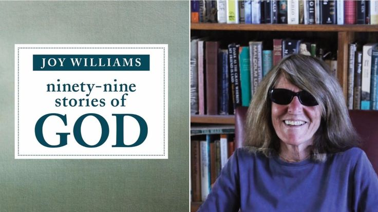 We spoke with one of America's greatest fiction writers to talk about her new book of very short stories, 'Ninety-Nine Stories of God.'