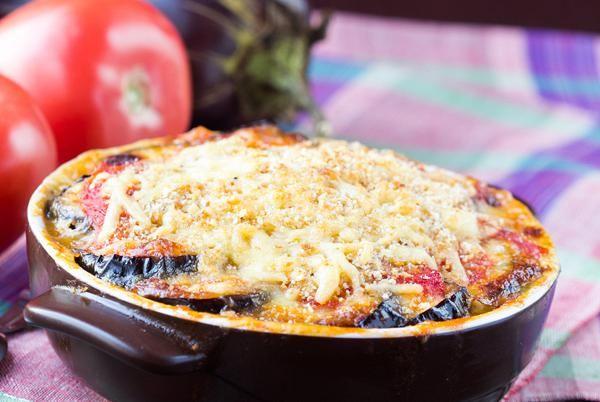 Τουρλού φούρνου με τυρί