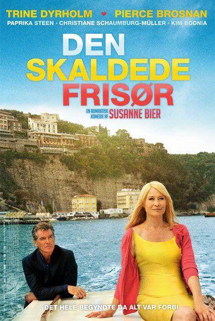 Resume:    Filmen 'Den skaldede frisør' er Susanne Biers nye, romantiske komedie. Trine Dyrholm spiller frisøren Ida, der oven på et succesfuldt forløb med kemoterapi er ved at komme ovenpå igen.