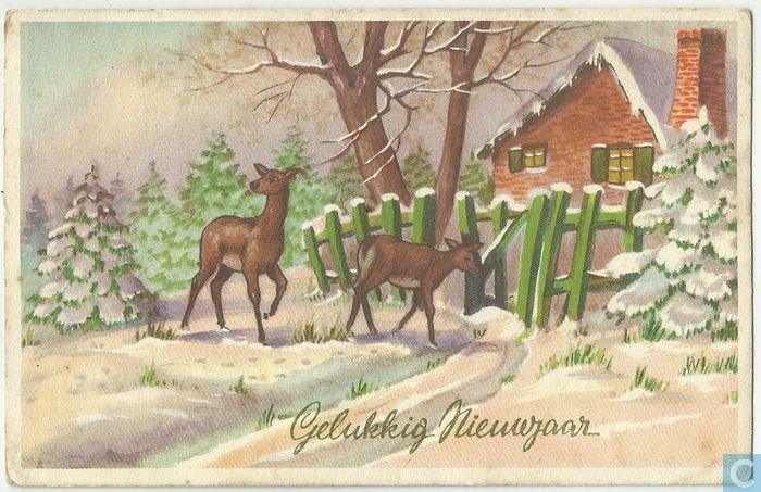 Gelukkig Nieuwjaar - 1963, Belgium