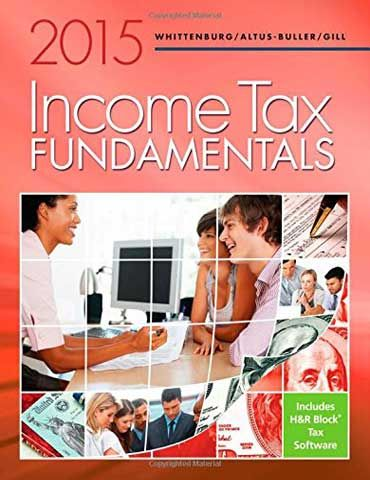 solution manual for income tax fundamentals 2013 31st edition by whittenburg