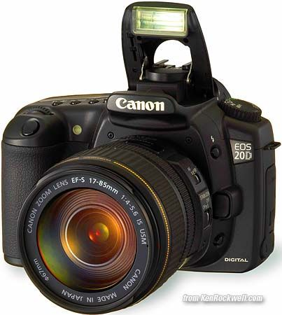 AWESOME information on every menu function for the Canon 20D - great for novices like me who don't know the half of what this thing can do!
