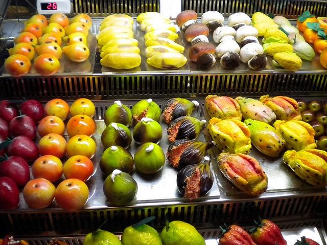 Frutta Martorana - Photo by Maria Lina Bommarito