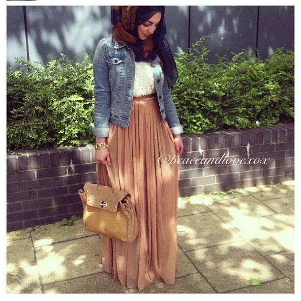 Préférence 823 best My hijab Style images on Pinterest | Hijab fashion, Hijab  SB77