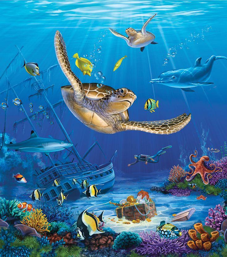 25 Best Ideas About Ocean Life Tattoos On Pinterest