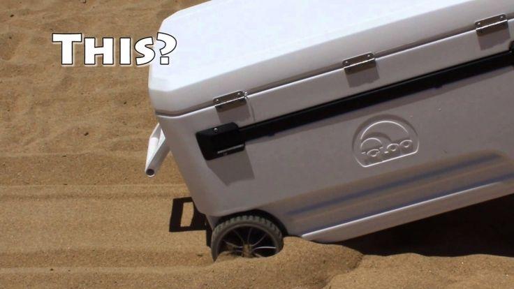 Beach Coolers On Wheels