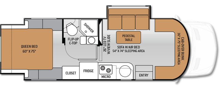 Mercedes Sprinter Floor Plan: 17 Best Ideas About Mercedes Sprinter Rv On Pinterest