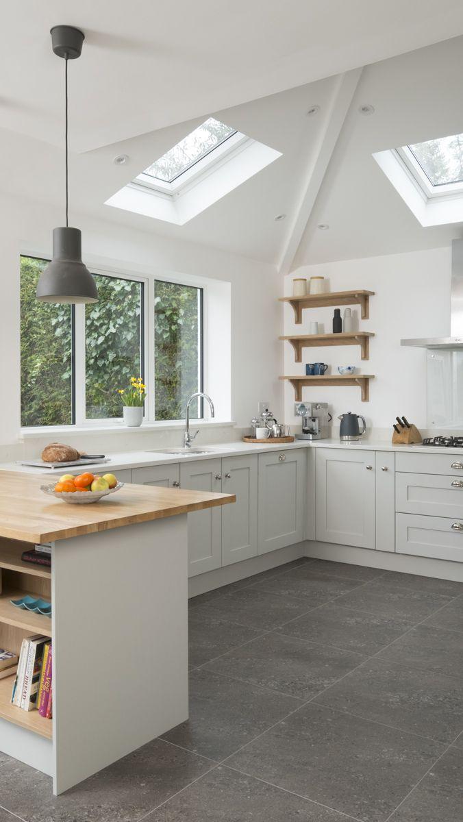 Grey Bin Kitchen