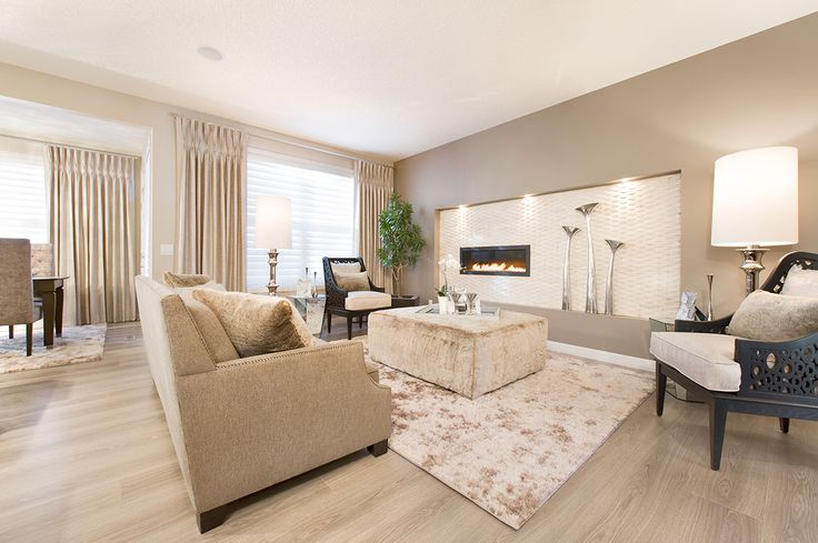 Living Room Allure