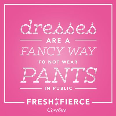 We promise to never let guys in on this secret. #FreshIsFierce