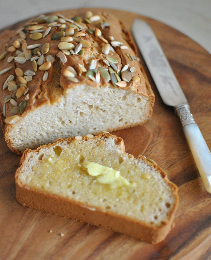 Tasty Gluten Free Buckwheat Bread