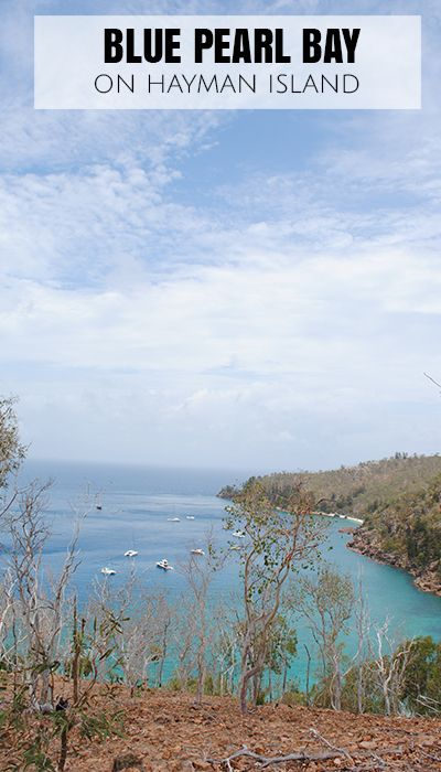 Blue Pearl Bay on Hayman Island, Whitsundays, Queensland.