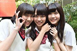 TBS「ツボ娘」第221回 2014年10月15日 http://www.tbs.co.jp/tsubokko/20141015.html #SKE48 #Akari_Suda #Kaori_Matsumura #Marika_Tani #TBS_Tsubokko
