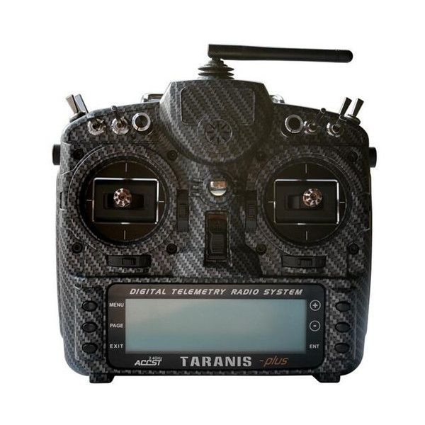 FrSky 2.4G 16CH Taranis X9D Plus SE Transmitter SPECIAL EDITION w/ M9 Sensor Water Transfer Case