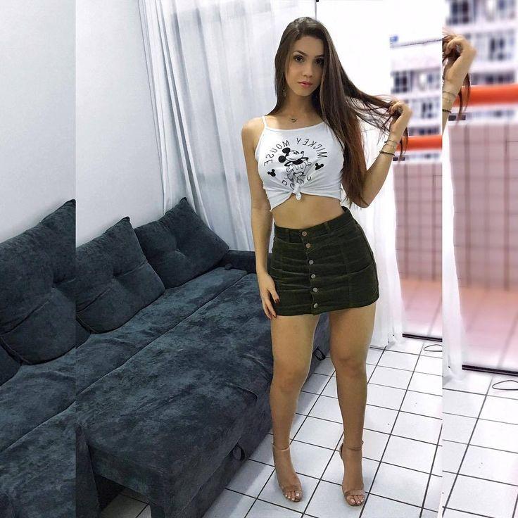 Eduarda Viera | Eduarda Viera | Pinterest | Mini skirts ...