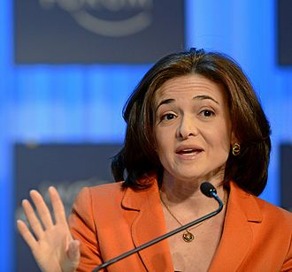 Sheryl Kara Sandberg (born August 28, 1969) is an American businesswoman. As of August 2013, she is the chief operating officer of Facebook. In 2012 she was named in the Time 100, an annual list of the 100 most influential people in the world according to Time magazine. As of January 2014, Sandberg is reported to be worth over US$1 billion, due to her stock holdings in Facebook and other companies.