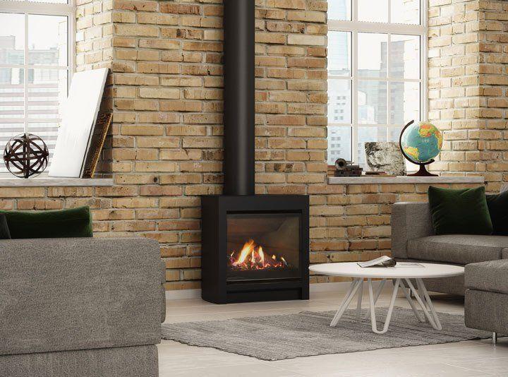 Introducing Escea S Fs730 Freestanding Gas Fireplace Freestanding Fireplace Gas Fireplace Indoor Gas Fireplace