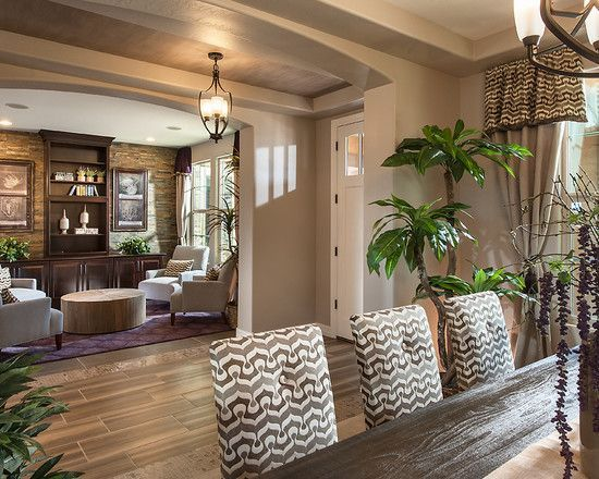 House And Garden Interior Design Directory : House interior design modern room interiors