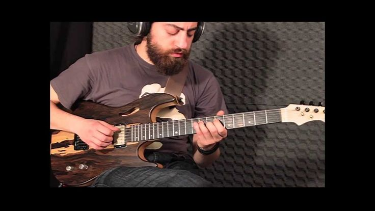 """The NEW """"Roan Custom Pickups"""" and Pandora, my first baby. Video dimostration!  ENJOY IT"""