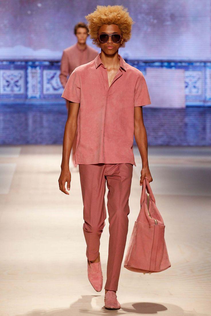 Etro - Spring 2016 Menswear - Look 4 of 58