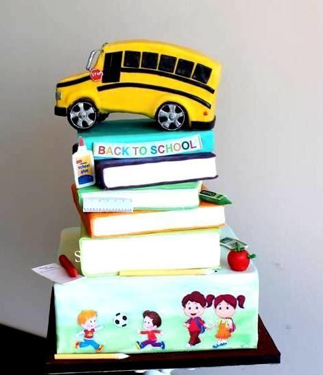 Back to School by Seema Tyagi