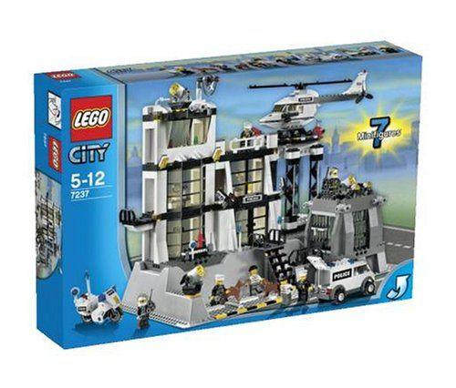Sale Preis: LEGO City 7237 - Polizeirevier. Gutscheine & Coole Geschenke für Frauen, Männer & Freunde. Kaufen auf http://coolegeschenkideen.de/lego-city-7237-polizeirevier  #Geschenke #Weihnachtsgeschenke #Geschenkideen #Geburtstagsgeschenk #Amazon