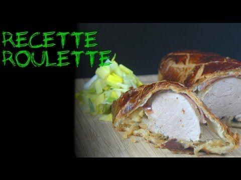 Filet mignon en croûte - Recette de cuisine Marmiton : une recette