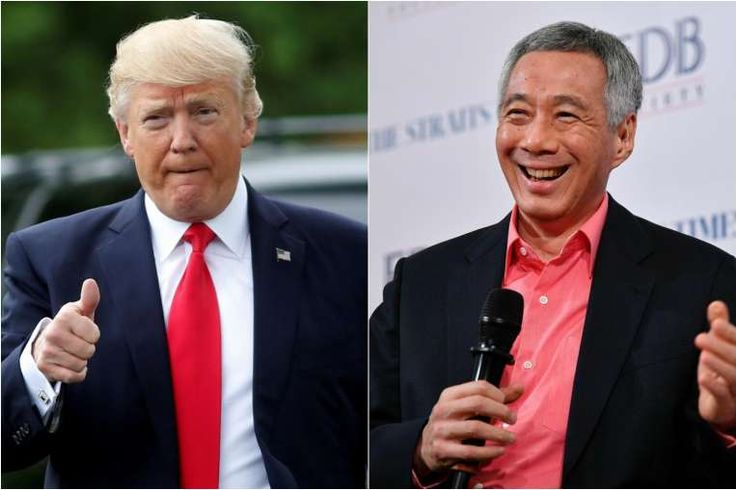 "US President Donald Trump called Prime Minister Lee Hsien Loong on Sunday (April 30) evening for their second conversation since Mr Trump won the presidency, and invited him to the White House to ""further strengthen ties"".. Read more at straitstimes.com."