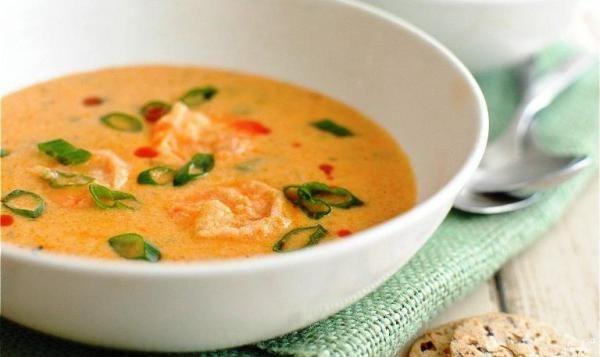 Шверинский сырный крем суп