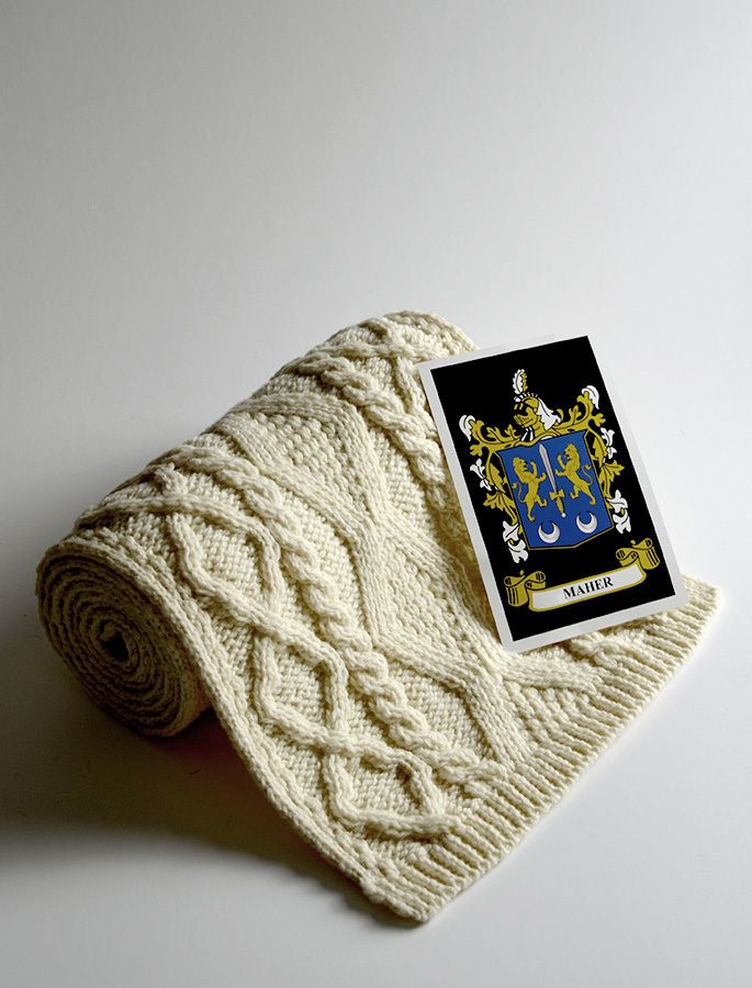 Maher Clan Scarf