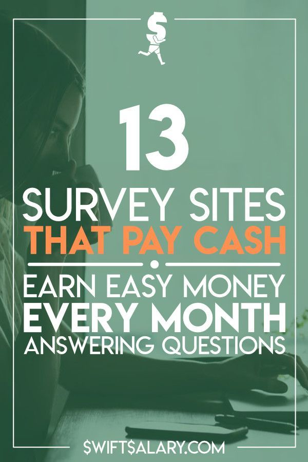 15 Top Free Online Survey Sites That Pay Cash (2019 #Cash #Free #Online #Pay… – Money Earn