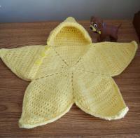 """Twinkle, Twinkle...18""""baby - Free Original Patterns - Crochetville"""