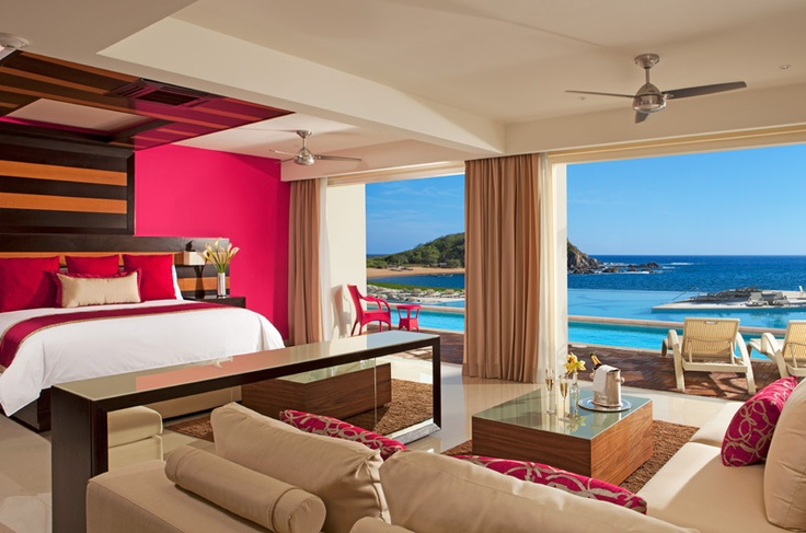 Secrets Huatulco Resort & Spa - 4Days!!