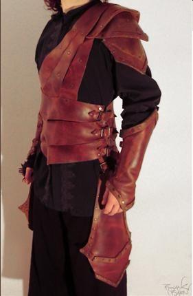 Rashid Nazir Al Din Armor by ~Elcrintri-Quelvelguk on deviantART