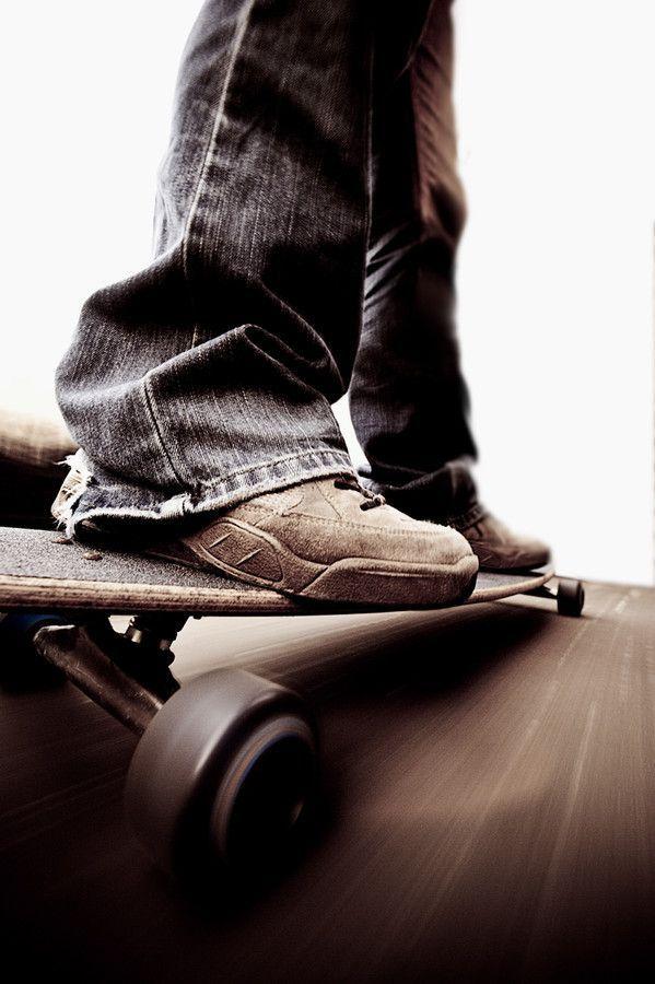 longboard cruising | Longboarding