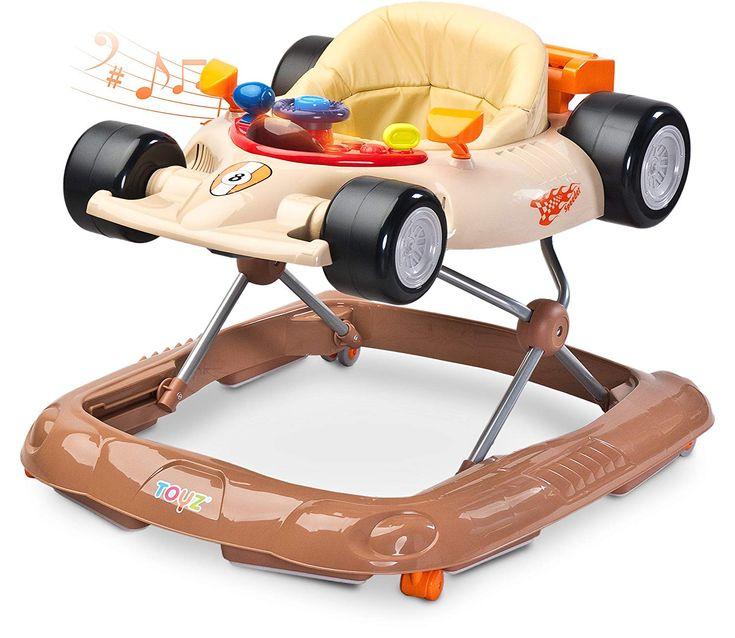 Der Spielzeugtester hat das Toyz – Caretero Speeder Lauflernhilfe Gehhilfe Lau… – Spielzeugtester