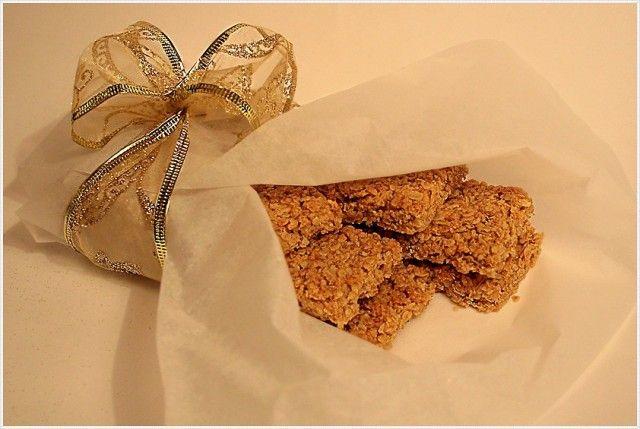 Овсяное печенье от Рейчел Аллен