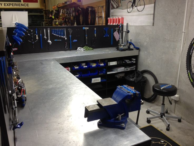 Our bike workshop, for all your bike servicing and repair needs