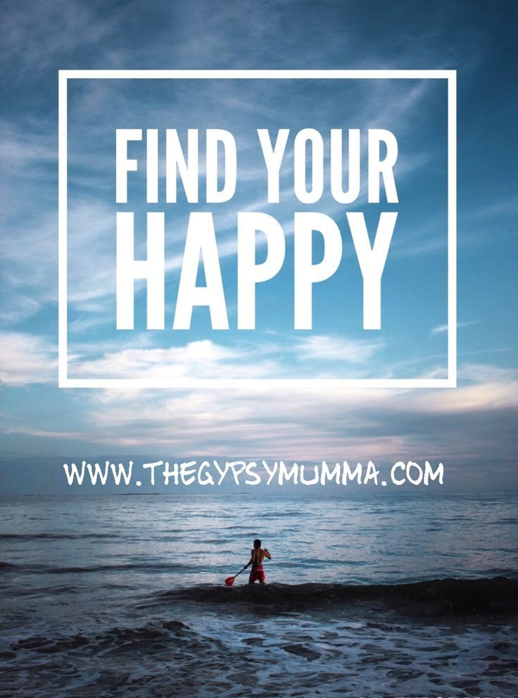 FIND YOUR HAPPY! Reconnecting...