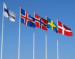 Nordic Cross flag - Wikipedia, the free encyclopedia
