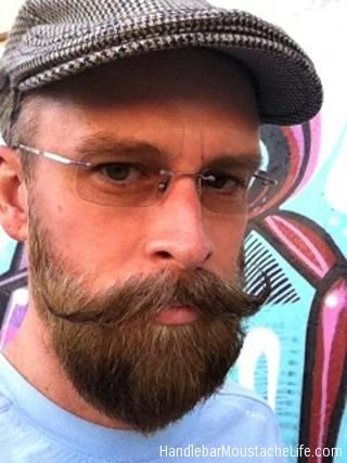 Super 1000 Ideas About Handlebar Mustache On Pinterest Mustache Short Hairstyles Gunalazisus