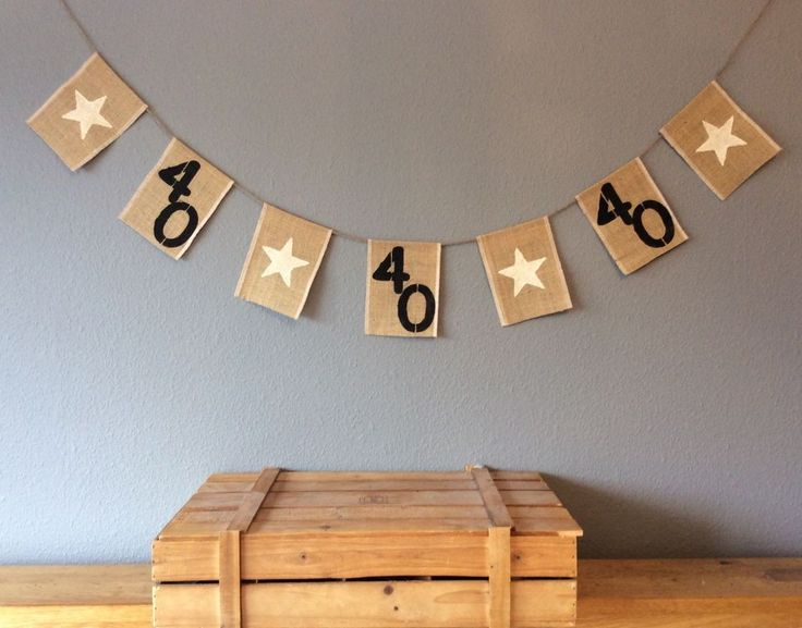 how to make bunting for a cake