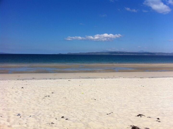 Camusdarroch beach, Arisaig, Highlands,   Scotland