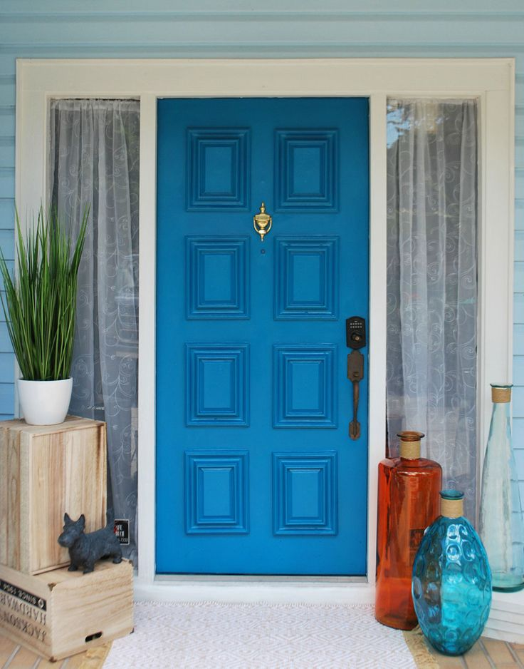Door Painting Ideas 242 best front door paint | projects images on pinterest | front
