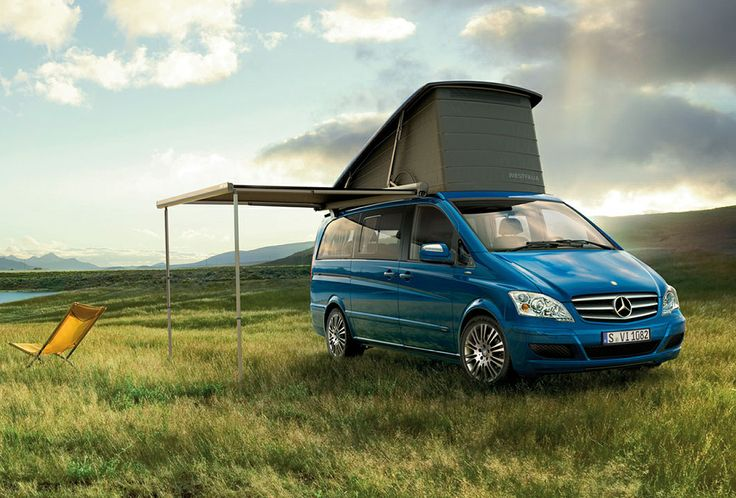 QUICK RENT Exclusive Mercedes VIANO Marco Polo